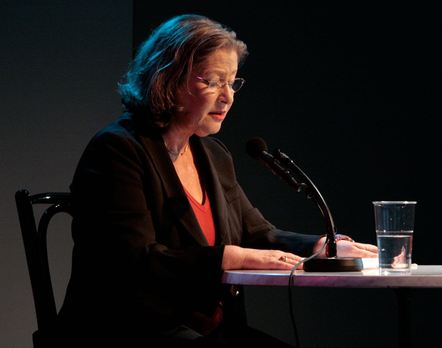 """Susanne Scholl liest aus """"Russland mit und ohne Seele"""" (Lesung """"Rund um die Burg"""" 2009)"""