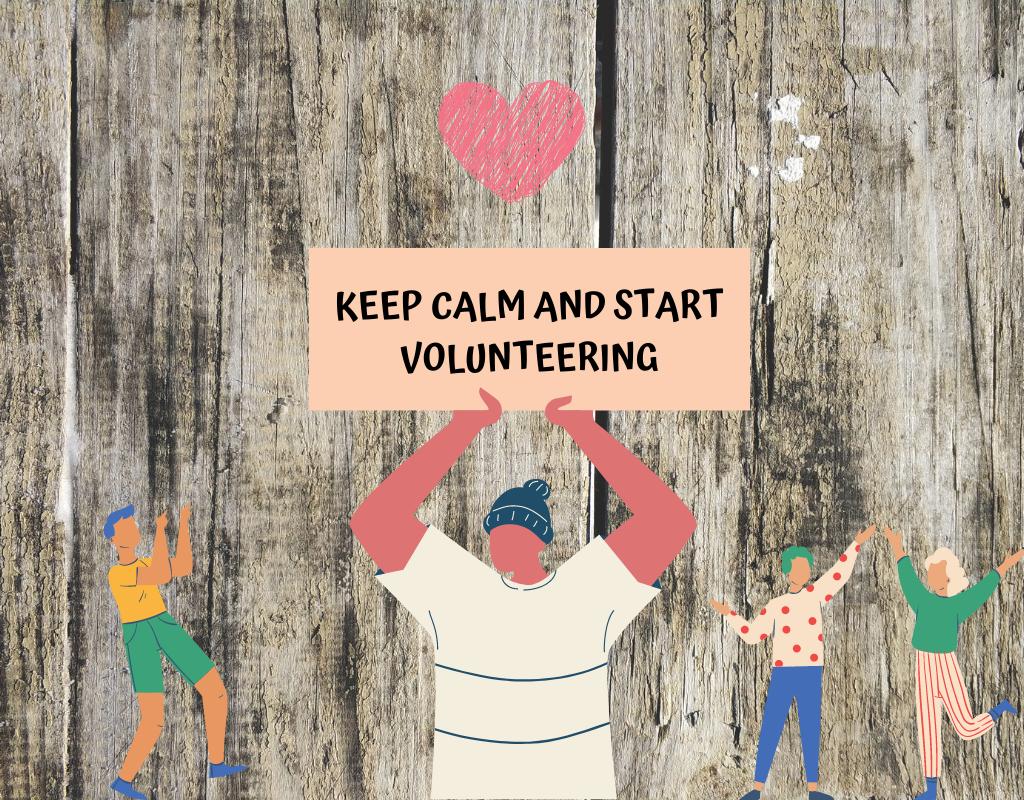 Blog Corona und Freiwilligenarbeit!